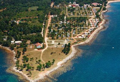 Park Umag, Umag,Istria,Croatia