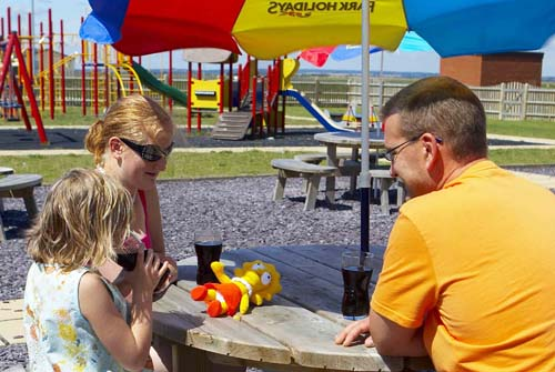 Steeple Bay Holiday Park, Southminster,Essex,England