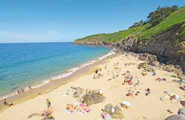 Camping le Chatelet, St Cast,Brittany,France