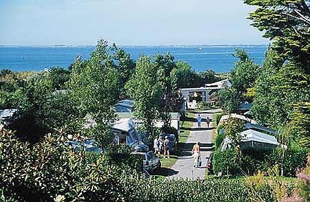 La Plage, La Trinite sur Mer,Brittany,France