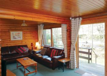 Riverside Log Cabins, Crieff,Perth and Kinross,Scotland