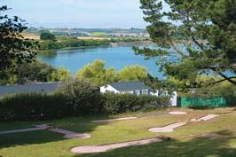 Les Mouettes - Eurocamp, Carantec,Brittany,France