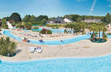 Camping la Grande Metairie, Carnac,Brittany,France