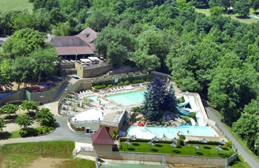 Camping la Palombiere, Sarlat,Aquitaine,France