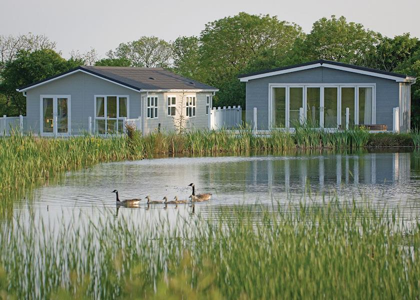 Florence Springs Lakeside Lodges, Tenby,Pembrokeshire,Wales
