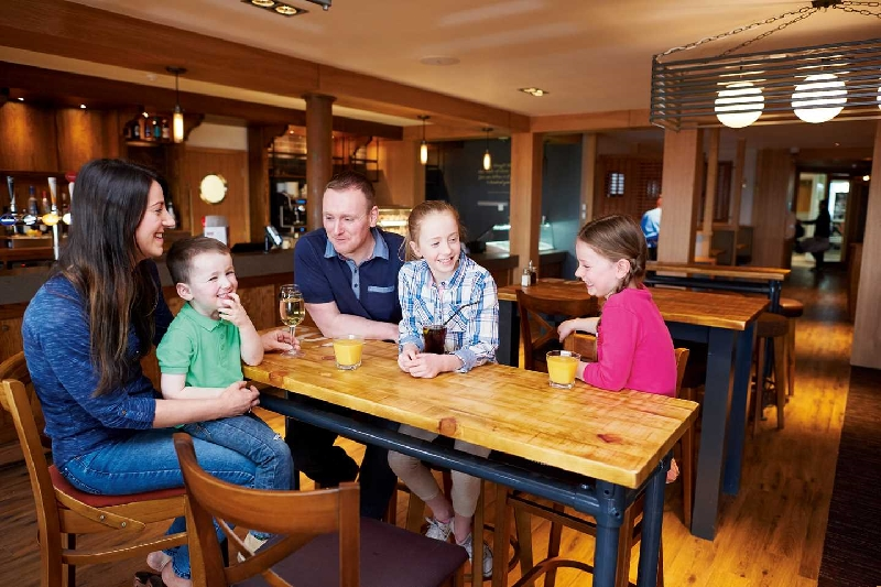 Thornwick Bay Holiday Village, Bridlington,Yorkshire,England