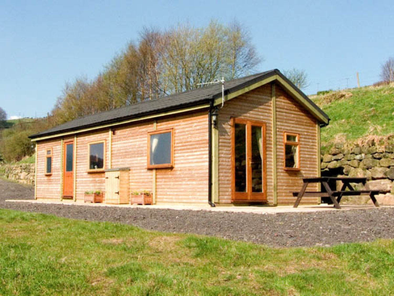Lower Lumb Lodge, Hebden Bridge,North Yorkshire,England