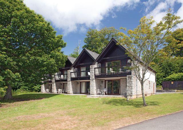 Saint Aubyns Country Estate, Camborne,Cornwall,England