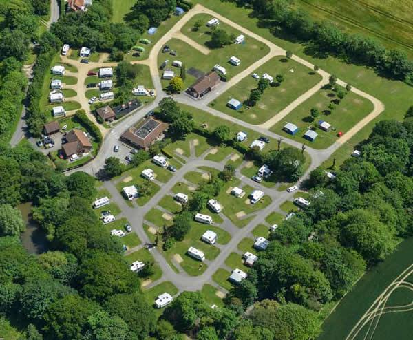 Lytton Lawn Touring Park, Milford On Sea,Hampshire,England