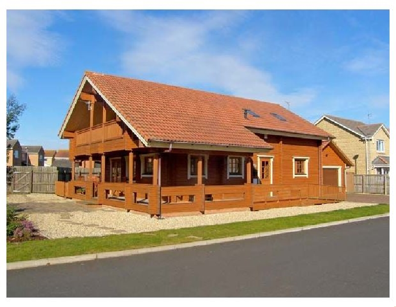 Jamaal Lodge, Amble,Northumberland,England