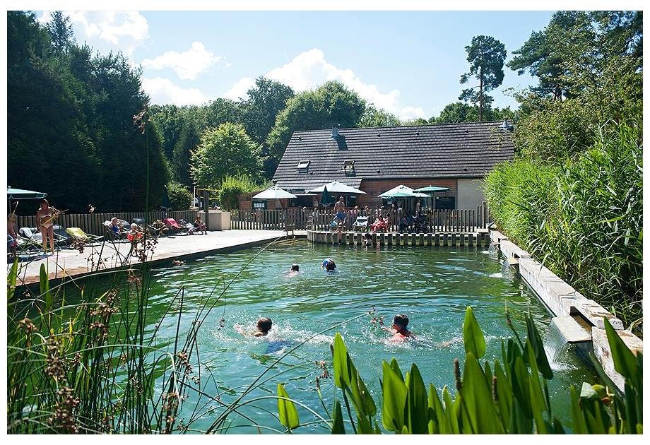 Campsite Huttopia Rambouillet, Rambouillet,Ile de France,France