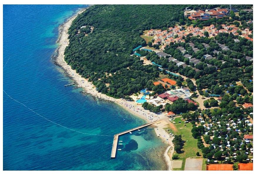 Campsite Amarin, Rovinj,Istria,Croatia
