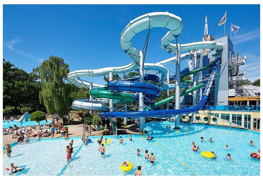 Campsite Vakantie en attractiepark Duinrell, Wassenaar,South Holland,Netherlands