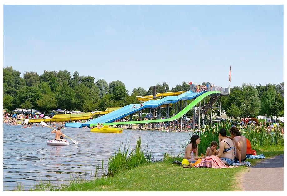 Oostappen Vakantiepark Prinsenmeer, Asten,North Brabant,Netherlands