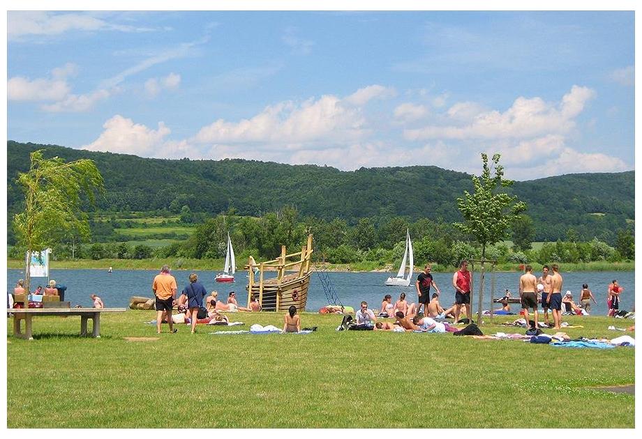 Knaus Campingpark Eschwege, Eschwege,Hesse,Germany