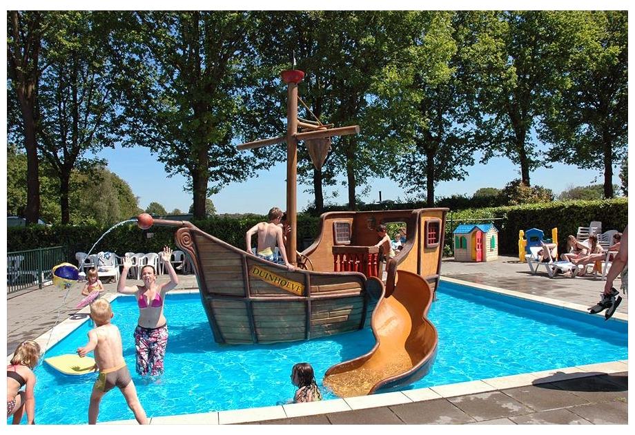 Cambiance Recreatiepark Duinhoeve, Udenhout,Charente-Maritime,Netherlands