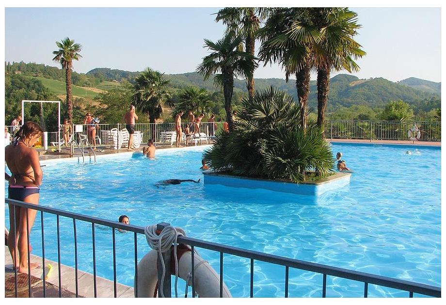 Campsite Arizona, Salsomaggiore Terme,Emilia Romagna,Italy