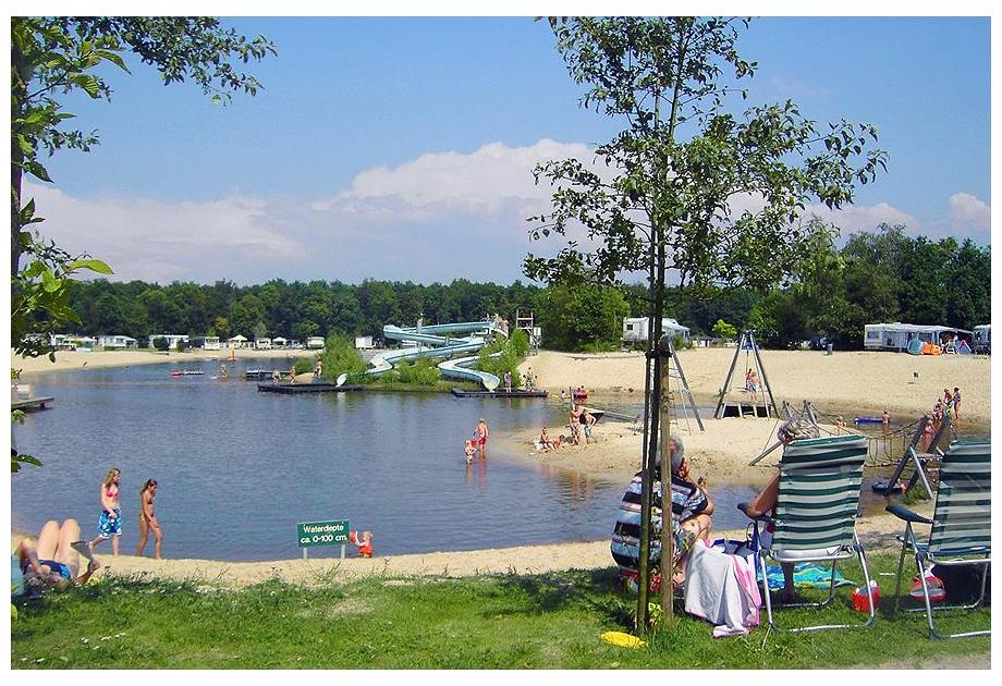 Campsite Vakantiepark Het Stoetenslagh, Rheezerveen,Overijssel,Netherlands