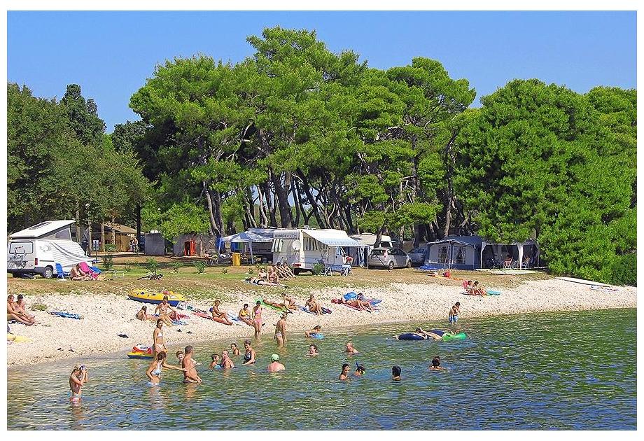 Camping Arena Stoja, Pula,Tarragona,Croatia