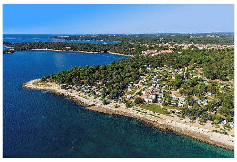 Campsite Valkanela, Funtana,Istria,Croatia