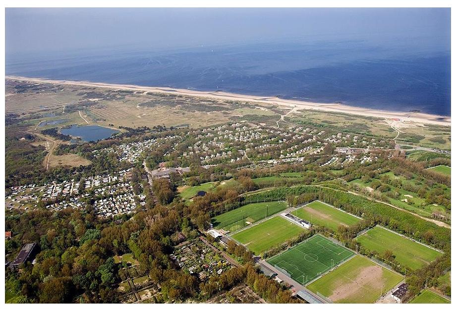 Kampeerresort Kijkduin, The Hague,South Holland,Netherlands