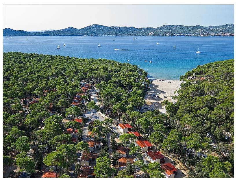 Camping Park Soline, Biograd na Moru,Zadar,Croatia