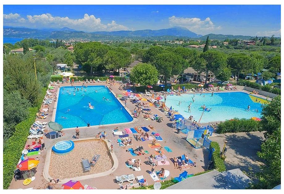 Campsite Cisano, Bardolino,Veneto,Italy