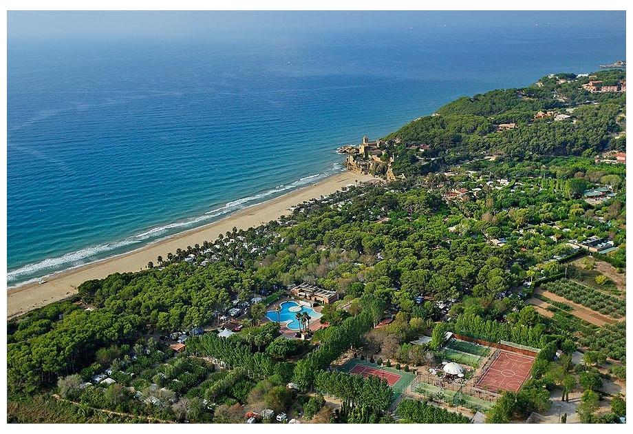 Tamarit Beach Resort, Tamarit,Catalonia,Spain