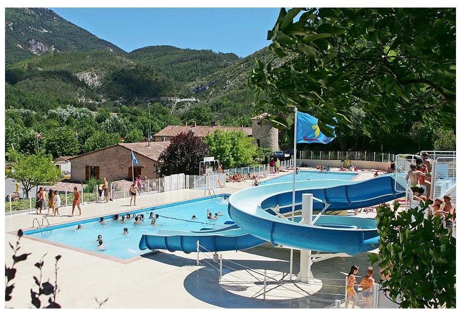 Campsite Sandaya Domaine du Verdon, Castellane,Cote d'Azur,France