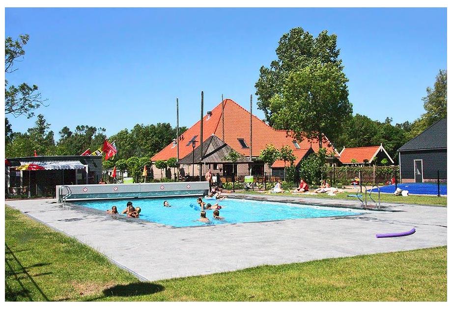 Campsite DroomPark Buitenhuizen, Velsen,North Holland,Netherlands